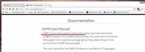 Gimp Help Manual Download Pdf  Rumahhijabaqila Com