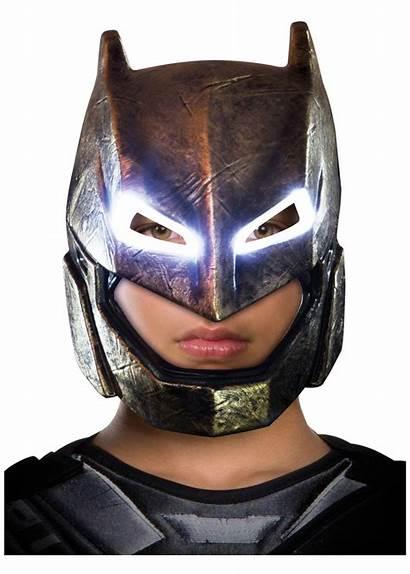 Mask Batman Superman Boys Effect Led Child
