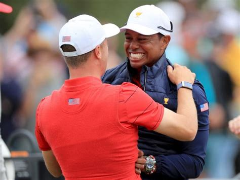 Presidents Cup 2019: Tiger Woods' playing captain journey ...