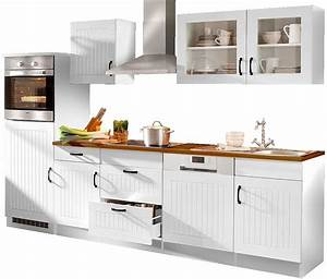 Küche 280 Cm : k chenzeile held m bel athen breite 280 cm otto ~ Markanthonyermac.com Haus und Dekorationen