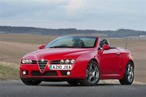 Used Alfa Romeo Spider by Alfa Romeo Spider 2007 2012 Used Car Review Car Review