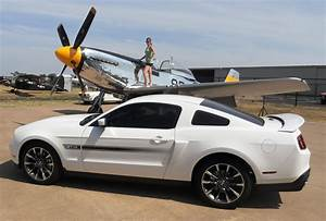 P-51 and my 2011 California Special - Mustang Evolution