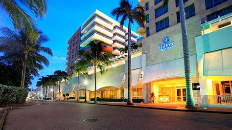 hilton bentley best oceanfront hotels in miami beach south beach