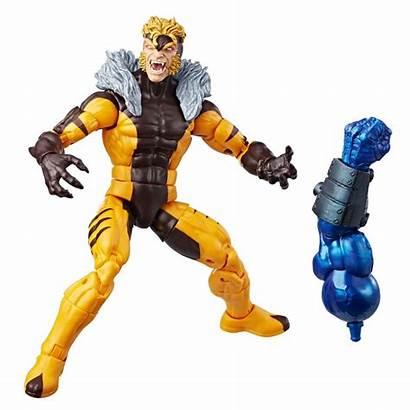 Marvel Legends Apocalypse Baf Sabretooth Wave Toys