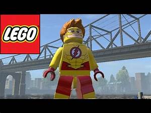 LEGO Marvel Super Heroes - Kid Flash from LEGO Batman 3 ...