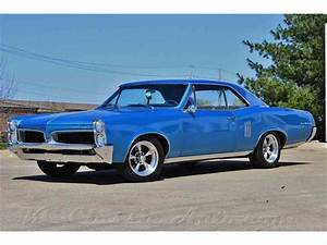 1967 Pontiac Lemans 455 Automatic For Sale