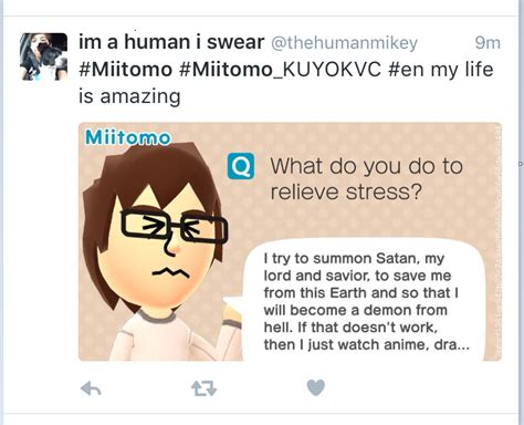 Miitomo Memes - this could be the start of unholy things to come miitomo know your meme