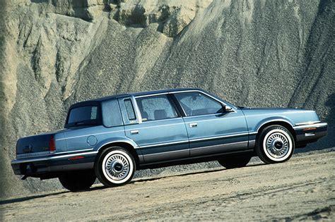 92 Chrysler New Yorker by 1990 93 Chrysler Imperial New Yorker Fifth Avenue