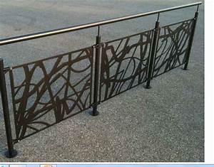 Nos garde corps escalier design 14 garde corps for Modele de terrasse en bois exterieur 14 lescalier design moderne autoporteur suspendu metalique
