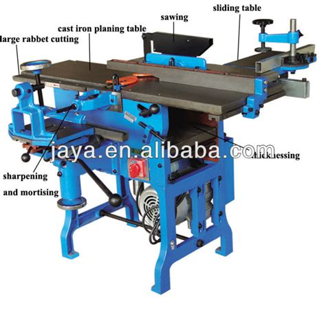 popular jaya mqa multi  woodworking machine