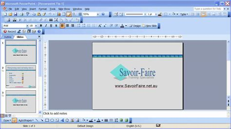 save  powerpoint    automatic
