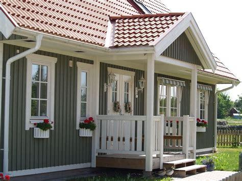 Schwedenhaus Mit Veranda by Schwedenhaus Ag Das Original Veranda Holzfassaden