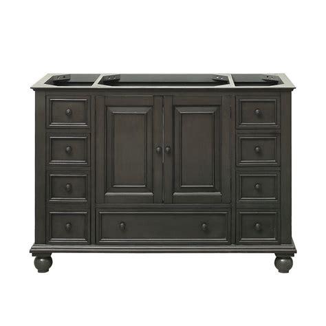Avanity Cabinets by Avanity Thompson 48 In W X 21 In D X 34 In H Vanity