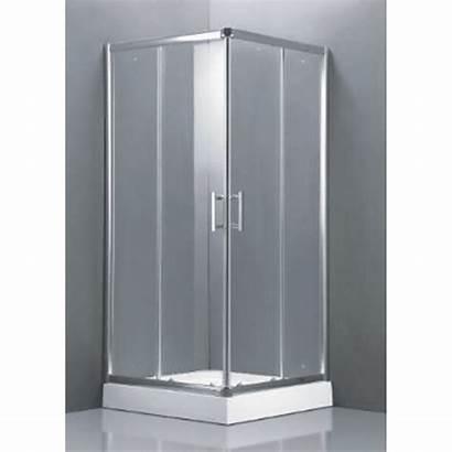 Blanco Shower Door