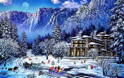 touching hearts quotes  winter time