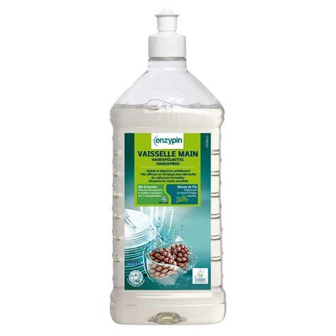 enzypin vaisselle produit vaisselle enzymatique