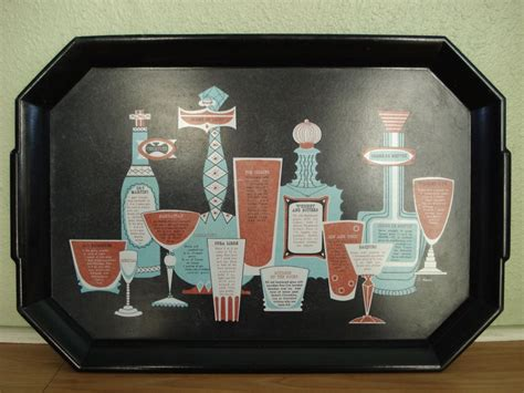 waverly products tray vintage 39 best midcentury modern bar paraphernalia images on 7021