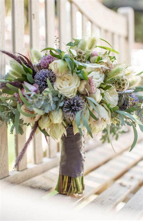 earthy elegance  lake tahoe wedding wedding bouquets