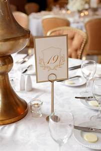 Wedding, Table, Number, Sign, By, The, Inviting, Pear