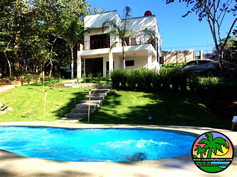 casa in costa rica villa equipada en playa montezuma puntarenas costa rica