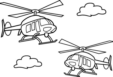 apache helicopter coloring page apache