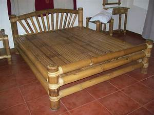 Traditional Bamboo Furniture - buglas bamboo institute