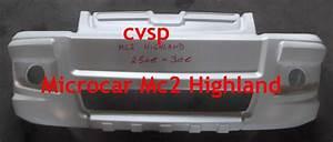 Par Choc Voiture : pare choc avant microcar mc2 highland pi ce d tach e voiture sans permis neuf et occasion ~ Maxctalentgroup.com Avis de Voitures