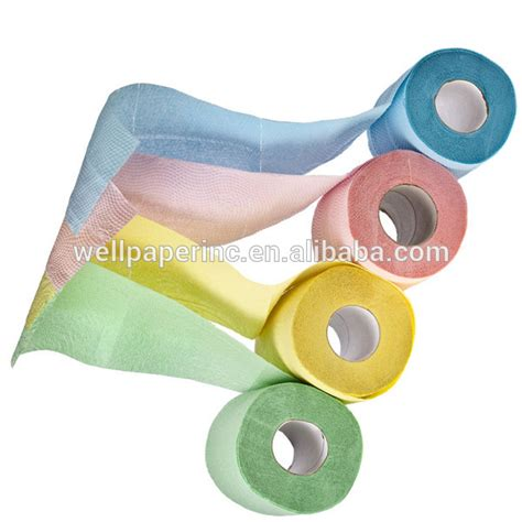 distributeur de rouleaux de papier cuisine personnalisé toilettes couleur de mouchoir en papier