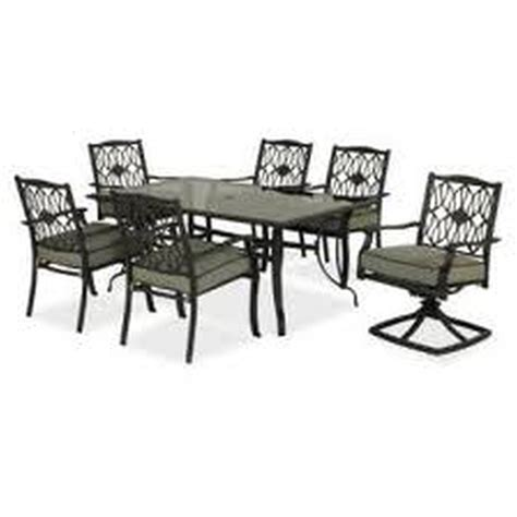 28 lowes patio table and chairs allen roth safford