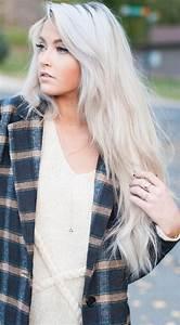 Get A Platinum Blonde Hair Color Dye To Look Seductive