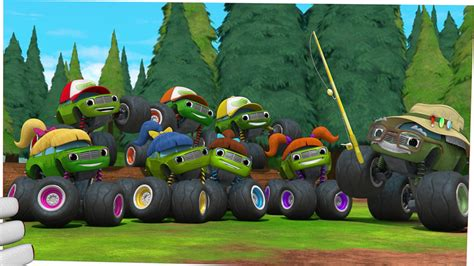 pickle family campouttrivia blaze   monster machines wiki fandom powered  wikia