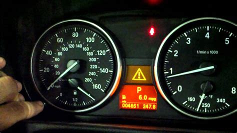 bmw service interval display reset