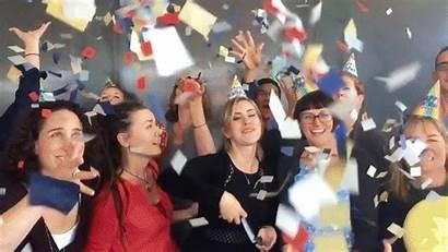 Birthday Celebrating Happy Employee Benz Re Benefits