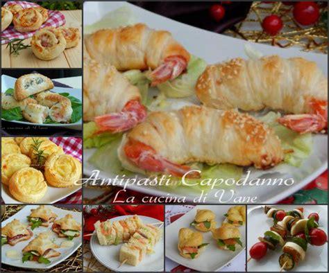 ricette cucina italiana antipasti antipasti capodanno ricette appetizers recetas para