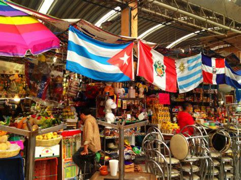 mercados de la ciudad de mexico en los  comeras