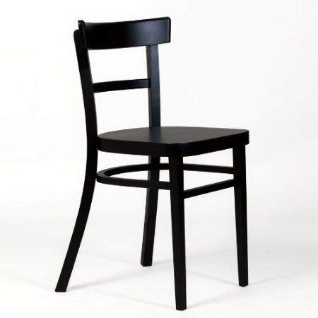 stuhl holz schwarz 2er set st 220 hle stuhl holzstuhl quot bistro quot buche massiv holz schwarz lackiert de k 252 che