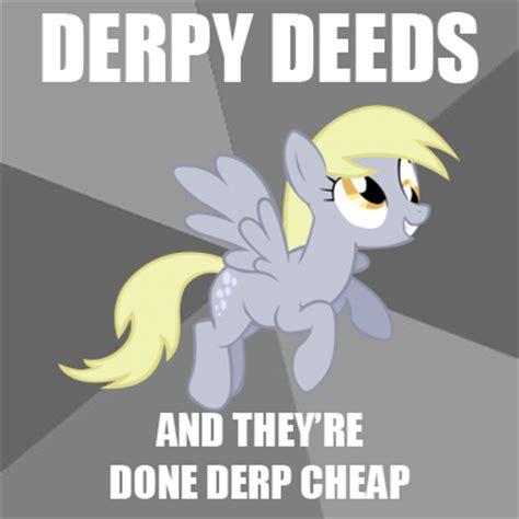 Derpy Memes - my 1st derpy hooves meme by pevlarus in exile on deviantart