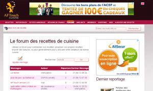 aftouch cuisine aftouch cuisine 2 0