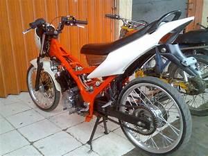 Motor Modifikasi Terbaru 2011  2012  Aneka Gambar Motor