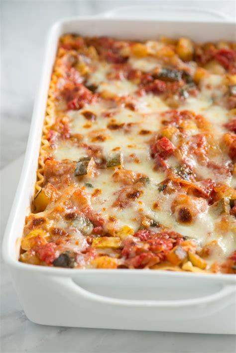 vegetable lasagna vegetable lasagna recipe dishmaps