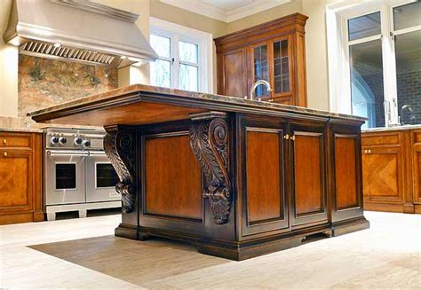 custom kitchen islands that look like furniture custom kitchen islands that look like furniture