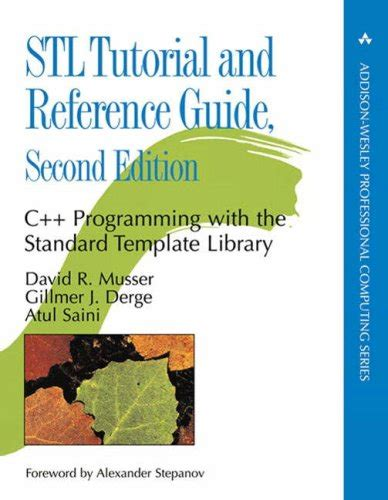 standard template library in c stl tutorial and reference guide the c programming with the standard template library ebook