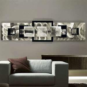 Stylish metal wall d?cor ideas decozilla