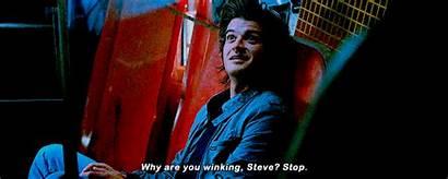 Steve Harrington Stranger Stop Winking Character Master