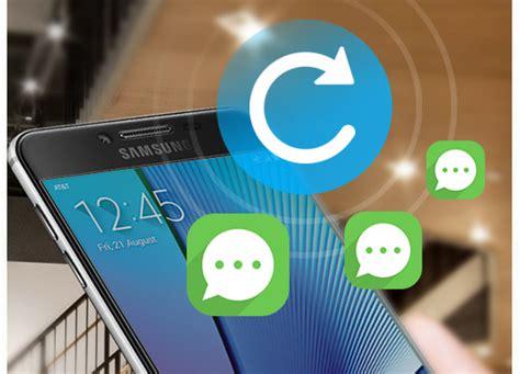 wie kann man android sms wiederherstellen