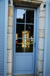 Porte De Service Aluminium : fen tre aluminium gamme k line option frappe ~ Dailycaller-alerts.com Idées de Décoration