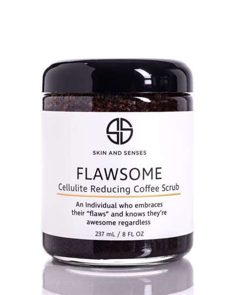 Can using coffee scrubs temporarily reduce the appearance of cellulite? Flawsome Cellulite Reducing Coffee Scrub   Skin and Senses