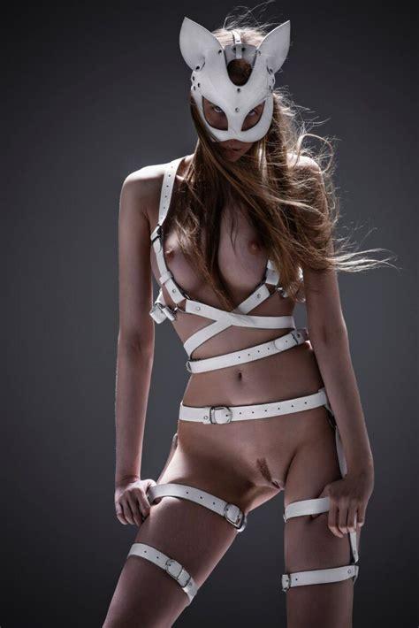 Masked Bondage Babe Fml