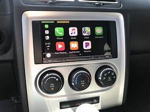 Carplay Installs  Sony Xav