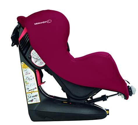 installer un siege auto bebe confort bébé confort iseos isofix siege auto walnut brown groupe 1